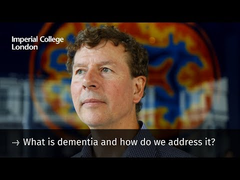 What is dementia and what is the scale of the problem?