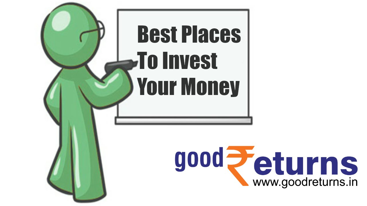 Best Places To Invest Your Money For the Short Term in India - Goodreturns - YouTube