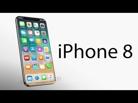 iPhone X - TOP 20 Upcoming Features!