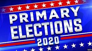 2020 Minnesota Primary Election Results (as of 10 PM Tuesday, August 11th)