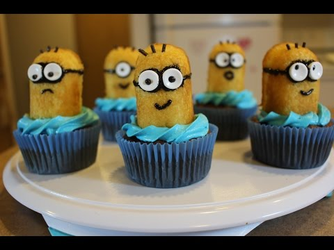 Minions Cupcakes - Meu Malvado Favorito(filme)