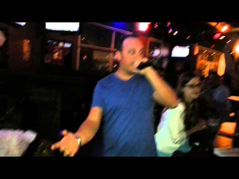 Thrift Shop karaoke got crazy