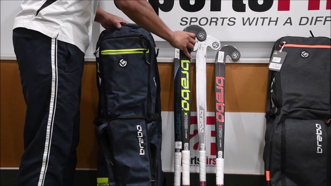 Brabo Traditional Hockey Stick Bag