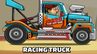 Hill Climb Racing 2 - Max Level Racing Truck - Gameplay Walkthrough iOS/Android
