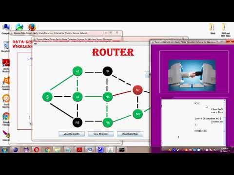 Data Driven Faulty Node Detection Scheme for Wireless Sensor Networks