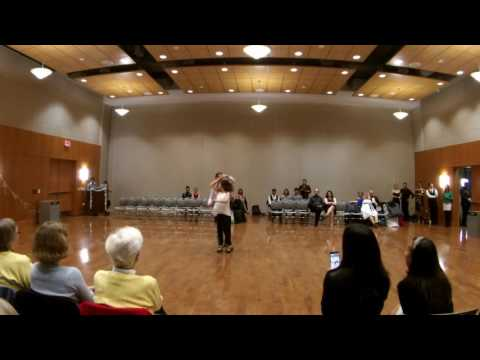 Hien Nguyen Phuoc and Emily Huang - East Coast Swing