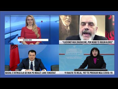 29 Mars, 2020 Edicioni I Lajmeve Ne News24 (Ora 08.30)