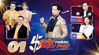5 Giây Thành Triệu Phú Tập 1 Full HD