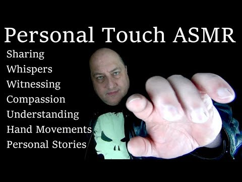Personal Touch ASMR  Reiki