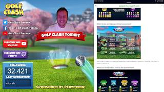 Golf Clash, Tournament Reveal - WINTER MAJOR Tournament! Starts 18th of February!