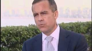 Carney Sees Global Economic Recovery as `Choppy'