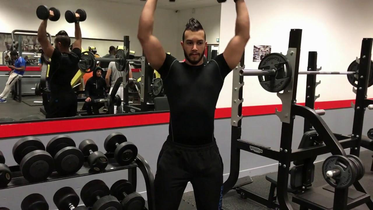 La Minute Musculation - 5 exercices de développé pour les ...