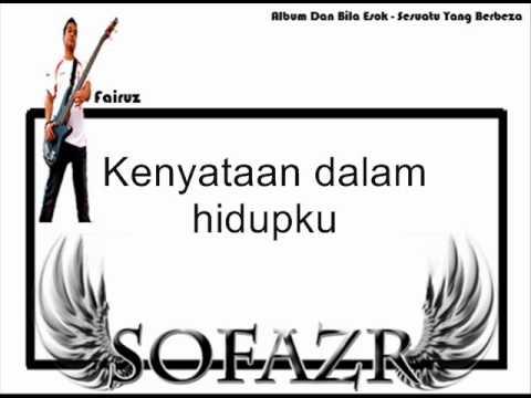 SOFAZR - Sesuatu Yang Berbeza