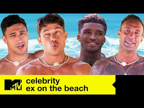 EXCLUSIVE: Meet The Lads: Celebrity Ex On The Beach