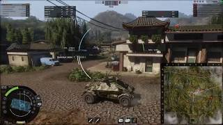 Armored Warfare 0.22 Patch Russian Test Server - New PvP map and new vehicle(OA-82)