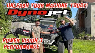 Dynojet Power Vision 3 install and performance test @Dynojet Research, Inc.