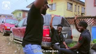 ROBBERY SCENE | OFFICER WOOS | BrodaShaggi