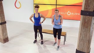 Daily Burn Family Workout ft. Wellness in the Schools
