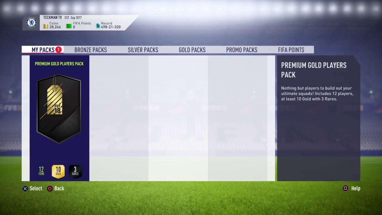 Gold players fifa 18 fifa manager 09 boot