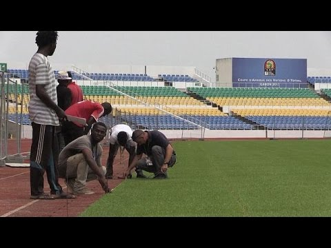 Gabon prepares to host AFCON 2017 [no comment]