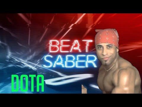 Beat Saber - Bass Hunter - DotA | EXPERT | FC