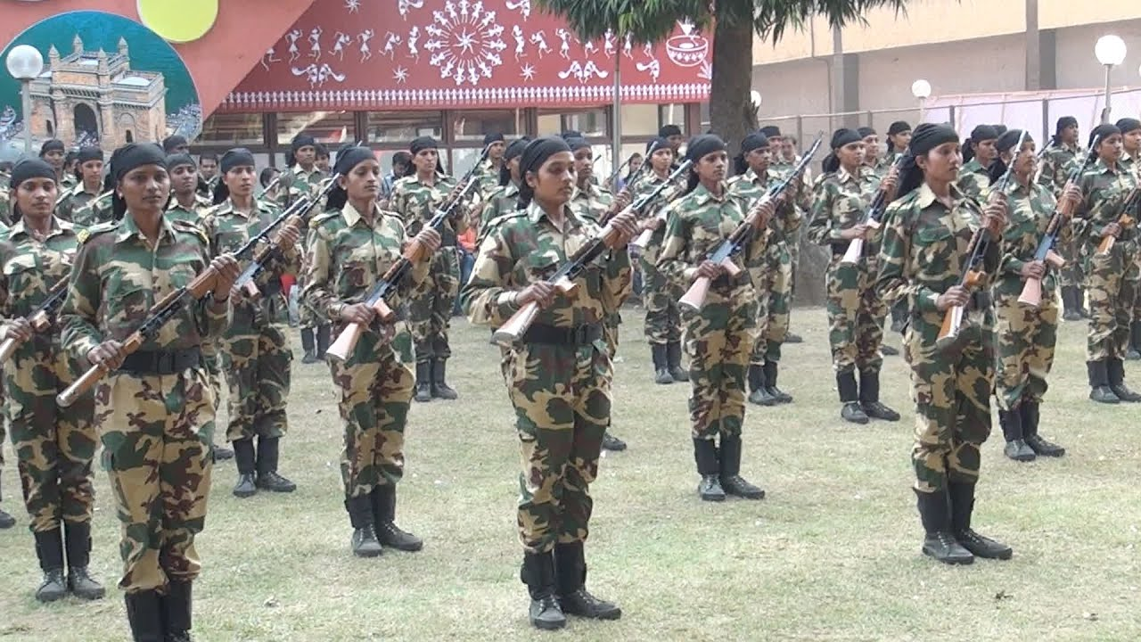 Image result for women in commando india