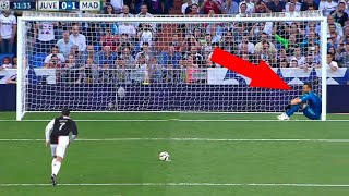 10 MOST RARE PENALTY KICKS IN FOOTBALL