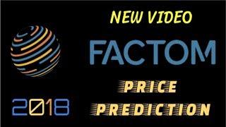 Factom  2018 Price Prediction