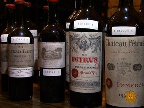 wine article The shadowy world of counterfeit wines