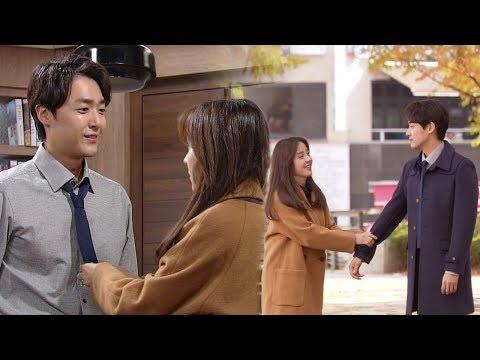 박은혜·이재우, 연애 시작후 서슴없는 '애정 표현' 《Sweet Enemy》 달콤한 원수 EP119