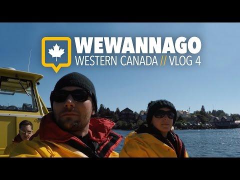 Whale Watching in Tofino // British Columbia Canada // WEWANNAGO VLOG 4