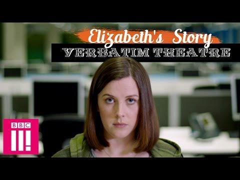 In Their Own Words: Alexandra Roach as Elizabeth   Verbatim Theatre