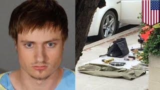 Attack on gay pride parade? Man found with weapons, explosives ahead of LA Pride 2016 - TomoNews