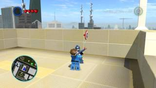 LEGO MARVEL Super Heroes - Mister Fantastic Kills Captain America (1080p)