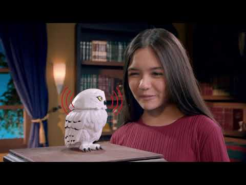 Harry Potter™ Hedwig™ Interactive Creature Commercial | JAKKS Pacific