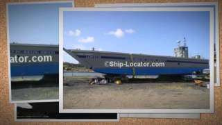 Small Cargo Ship for sale