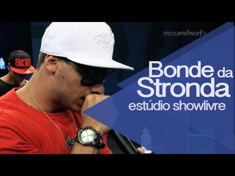 """Bonde da Stronda em """"Não tenho dom"""" no Estúdio Showlivre 2014"""
