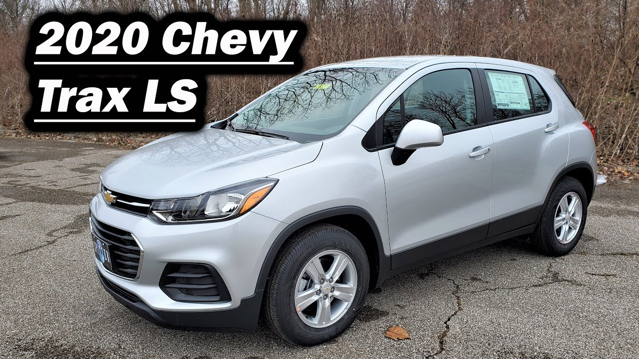 2020 Chevy Trax Ls Fwd Full Review Options Pricing Youtube