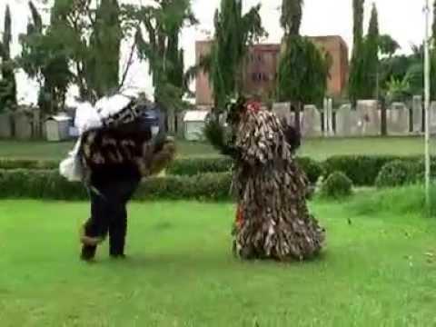 Download Ekpe Masquerade - Efik