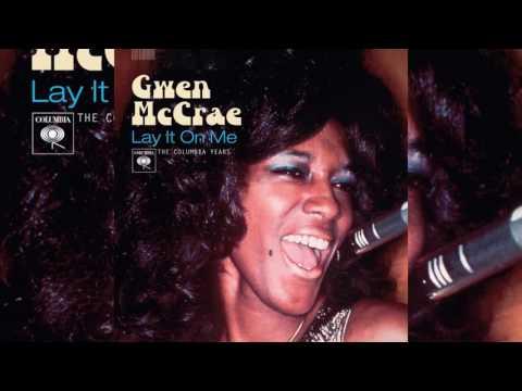 Gwen McCrae -  You Were Always On My Mind