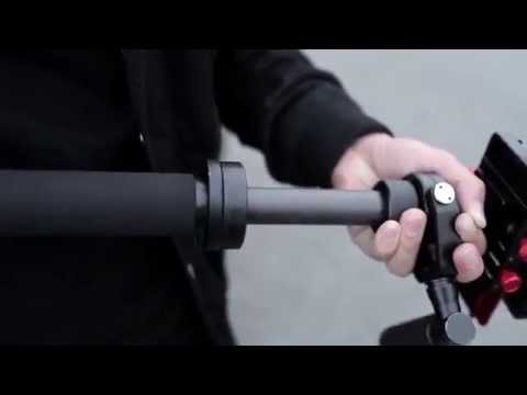 Kickstarter: Camvertible Video Camera Stabilizer