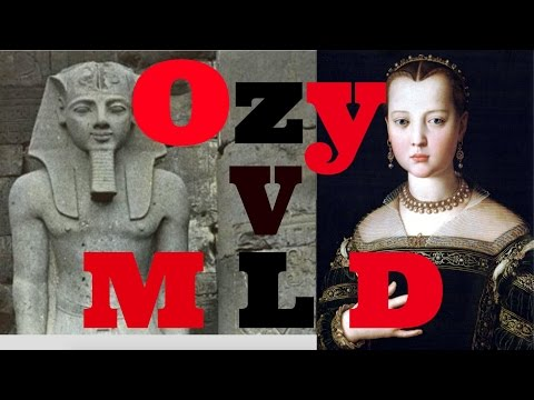 Grade 9 Essay Comparing Ozymandias and My Last Duchess in AQA's Power and Conflict