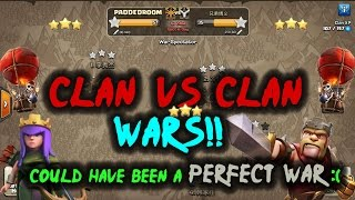 Clash of Clans - WHY YOU SHOULDN'T RUSH YOUR TOWN HALL | WAR RECAPS | THE PADDEDROOM!! | COC
