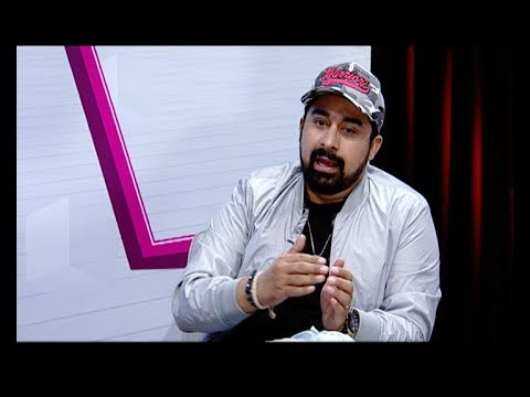 RANNVIJAY SINGHA TALKS HIMALAYA ROADIES | LIVON-THE EVENING