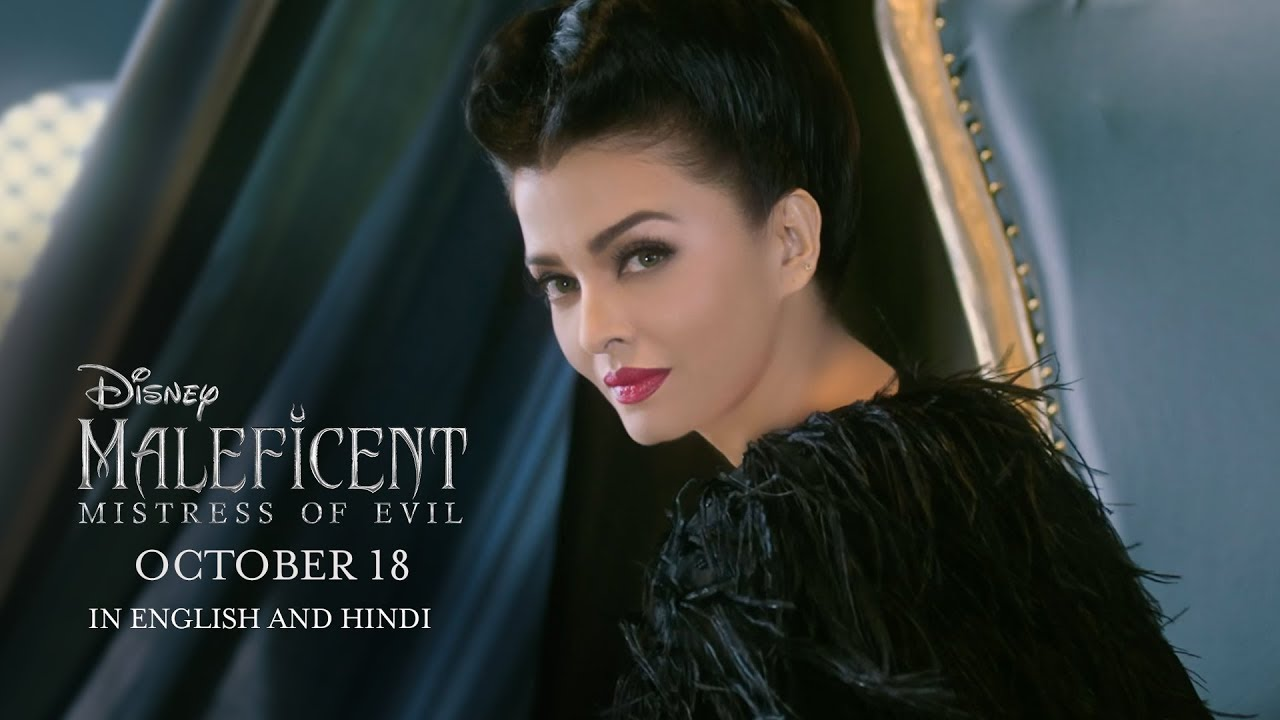 Maleficent Mistress Of Evil Official Hindi Teaser