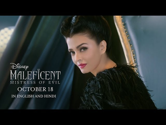 Aishwarya Rai Plays A Wicked Witch In Maleficent Mistress Of