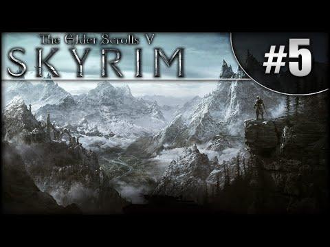 The Elder Scrolls V: Skyrim: Episode 5 - Halted Stream Camp!