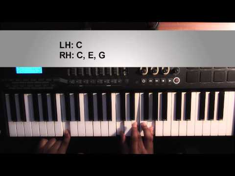 Piano Lesson | Jay-Z | Holy Grail (feat. JT)