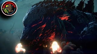 First Look Godzilla Anime / Godzilla Planet of the Monsters breakdown