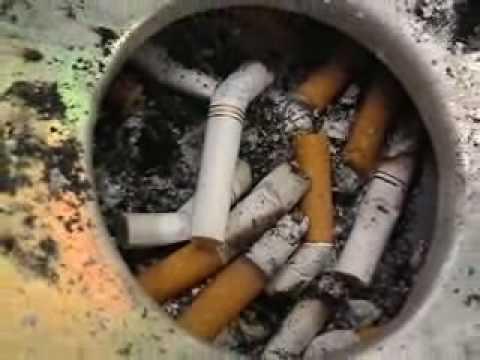 Dentro de uma hora deixou de fumar
